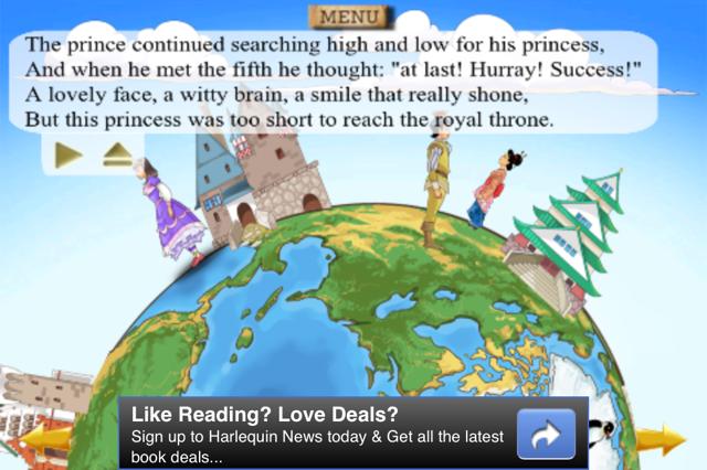 princess and the pea plot